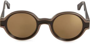 Mykita x Maison Margiela 'MMDual001' sunglasses