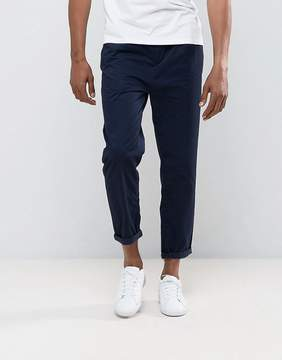 Tom Tailor Cropped Chino With Pleat