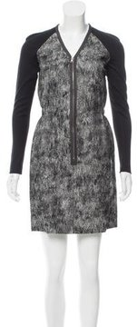 Behnaz Sarafpour Tweed Mini Dress w/ Tags