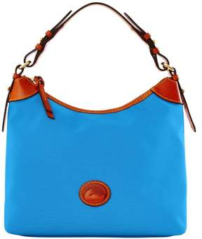 Dooney & Bourke Nylon Large Erica Shoulder Bag - FRENCH BLUE - STYLE