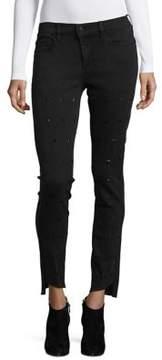 Buffalo David Bitton Star Studded Skinny Jeans