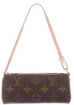 Louis Vuitton Monogram Pochette Papillon - BROWN - STYLE