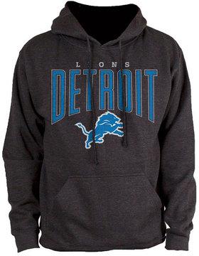 Authentic Nfl Apparel Men's Detroit Lions Defensive Line Hoodie