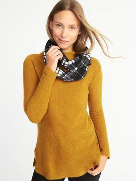 Old Navy Performance Fleece Snood Scarf for Women