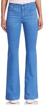 Peserico Women's The 70's Flared Jeans