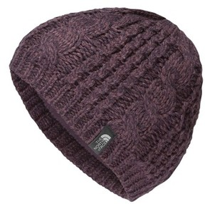 The North Face Women's 'Minna' Cable Knit Beanie - Black