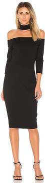 Bailey 44 Drama Queen Off the Shoulder Dress