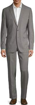 Cole Haan Men's Grand OS Notch Lapel Suit