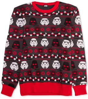 Hybrid Men's Darth Vader and Stormtrooper Sweater