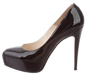 Brian Atwood Platform High-Heel Pumps