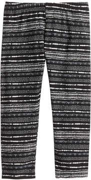 Epic Threads Geo-Print Leggings, Big Girls, Created for Macy's