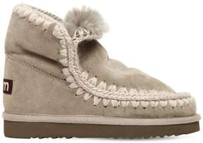 Mou 40mm Eskimo 18 Shearling Boots