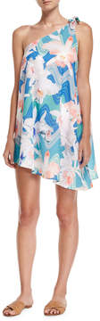 6 Shore Road Happy Hour Coverup Dress, White