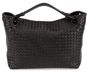 Bottega Veneta Medium Intrecciato Nappa Shoulder Bag.