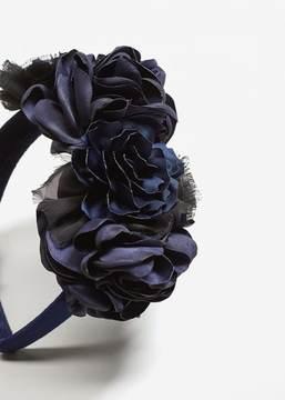 MANGO Flower hairband