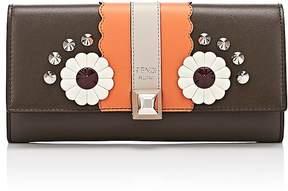 Fendi Women's Owl Continental Wallet