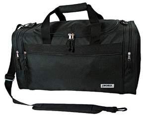 J World J-World Cooper 18 Duffel Bag - Black
