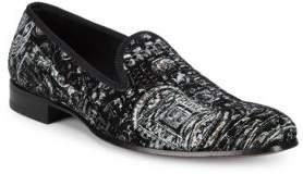 Mezlan Velvet Loafer