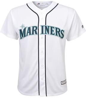 Majestic Boys 8-20 Seattle Mariners Replica MLB Jersey