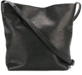 Ann Demeulemeester zipped satchel