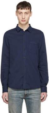 Nudie Jeans Navy Henry Shirt