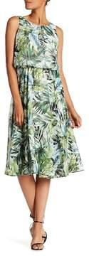 Nine West Sleeveless Blouson Dress