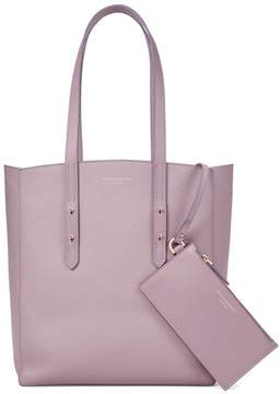 Aspinal of London | Essential Tote In Lilac Pebble | Lilac pebble