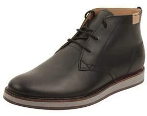 Lacoste Mens Millard Chukka Boots In Black.