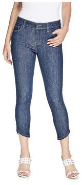 GUESS Sophia Mid-Rise Crop Jeans