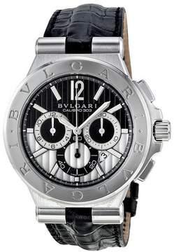 Bvlgari Diagono Calibro 303 Chronograph Automatic Men's Watch