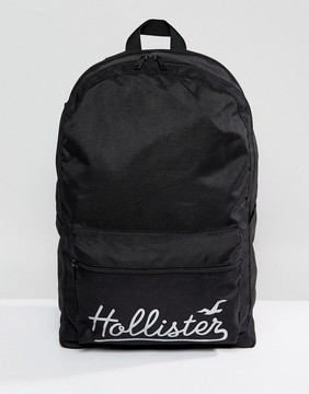 Hollister Core Canvas Backpack