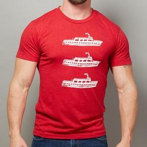 Blade + Blue Provincetown Ferries Tee Shirt
