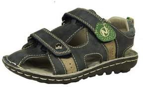 Naturino Navy and Grey Boys Sandal