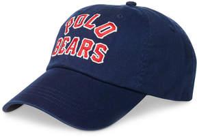 Polo Ralph Lauren Men's Polo Bear Baseball Cap, Created for Macy's