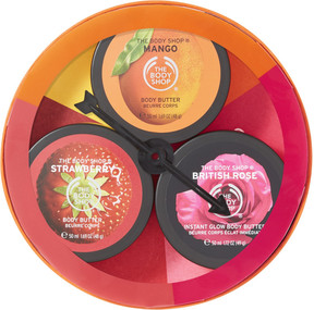 The Body Shop Dial-A-Flavour Body Butter Trio
