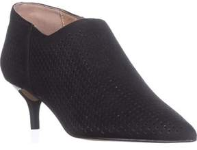 Franco Sarto Deepa Kitten Heels, Black.