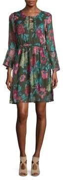 Context Floral Dress
