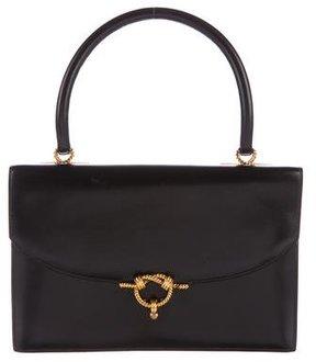 Hermes Vintage Box Vasco Bag - BLACK - STYLE