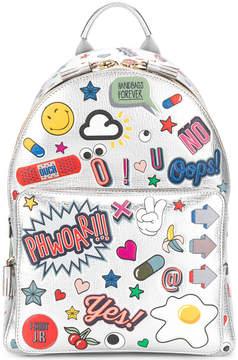 Coach F35918 Mini Borough Bag In Crossgrain Leather