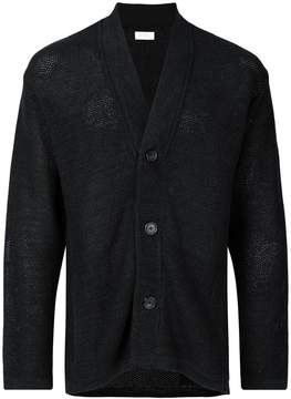 Saturdays NYC V-neck long-sleeve cardigan