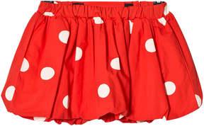 Mini Rodini Red Dot Woven Skirt