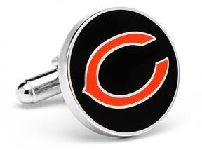 Ice Chicago Bears Cufflinks