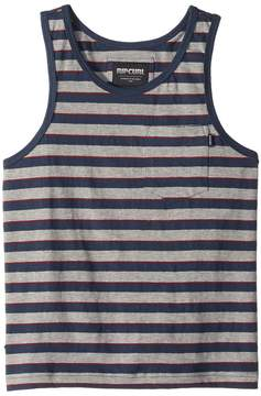 Rip Curl Kids Ramps Tank Top Boy's Sleeveless