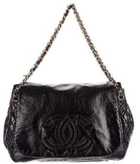 Chanel Rock and Chain Accordion Bag