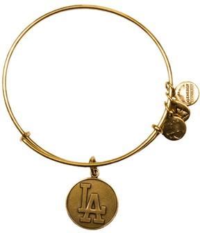 Alex and Ani Los Angeles DodgersTM Cap Logo Charm Bangle