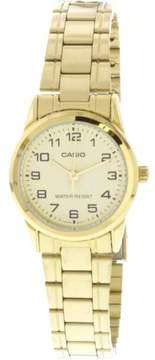 Casio Women's LTPV001G-9B Gold Metal Japanese Quartz Fashion Watch