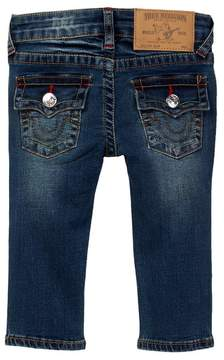 True Religion Slim Straight Jeans (Baby Boys)