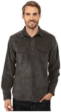 Royal Robbins Grid Cord Long Sleeve Shirt Men's Long Sleeve Button Up