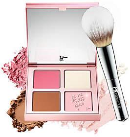 It Cosmetics Je Ne Sais Quoi Complexion Perfection Palette w/Brush