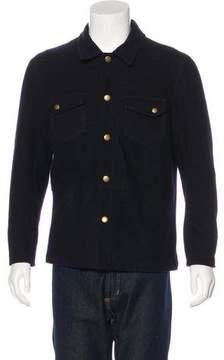 Billy Reid Wool-Blend Jacket